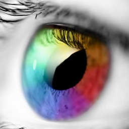 Eye Color Booth HD - Multicolor Eye Changer