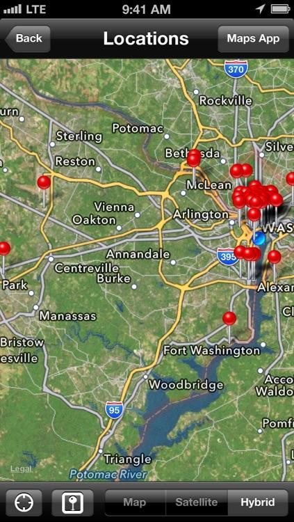 Kid's Guide to Washington D.C. screenshot-4