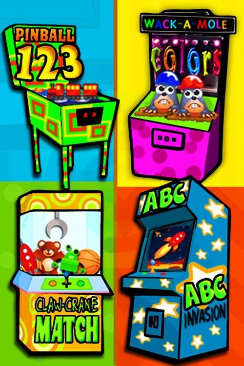 Preschool Arcade screenshot-0