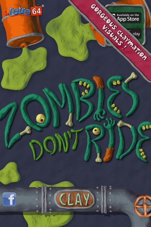 Zombies Don't Ride screenshot-3