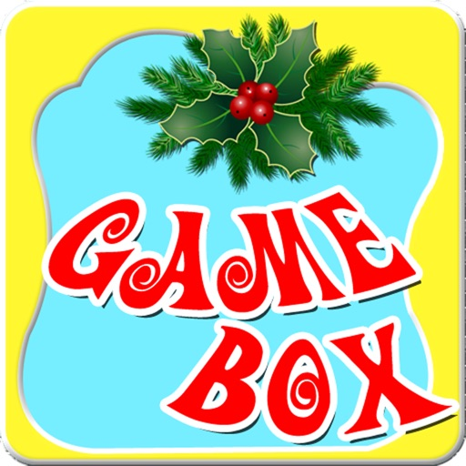 Christmas Game Box - Gift Me