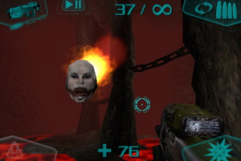 DOOM Resurrection screenshot-3