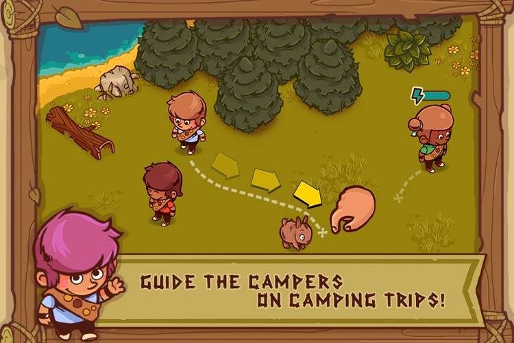 Campers! screenshot-1
