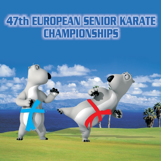 EUROPEAN SENIOR KARATE CHAMPIONSHIP 2012 / SHOPING AREA ADEJE 2012 icon