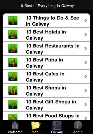 Galway City App screenshot-1