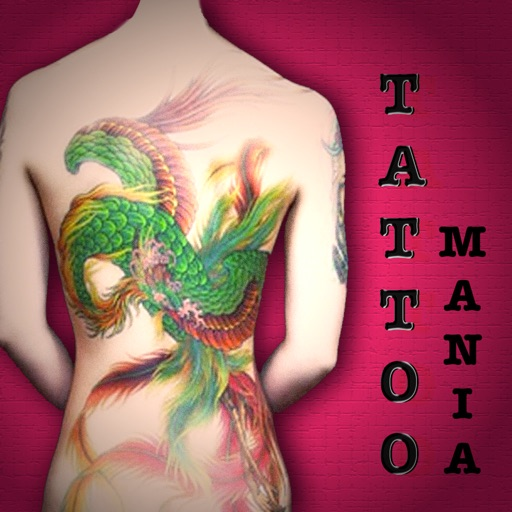 Tattoo Mania HD icon