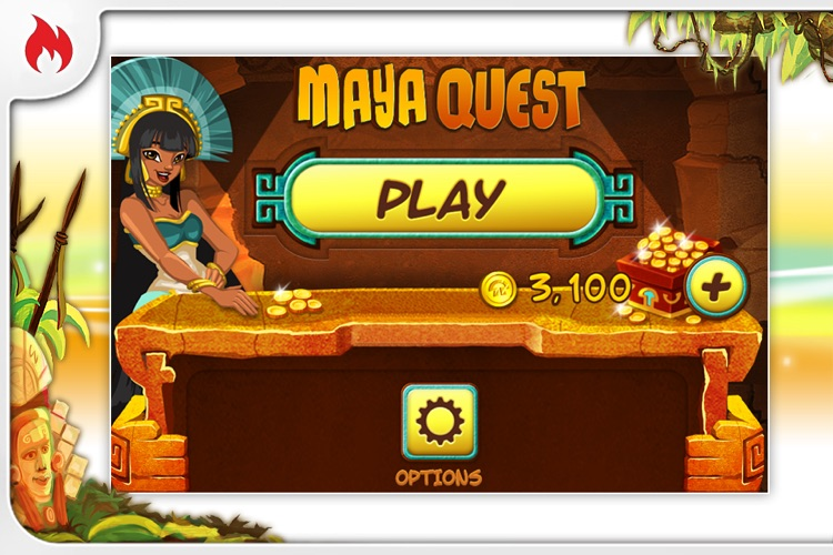 Maya Quest screenshot-0