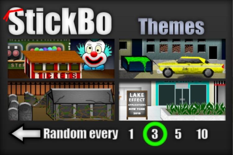 StickBo Zombies screenshot-3