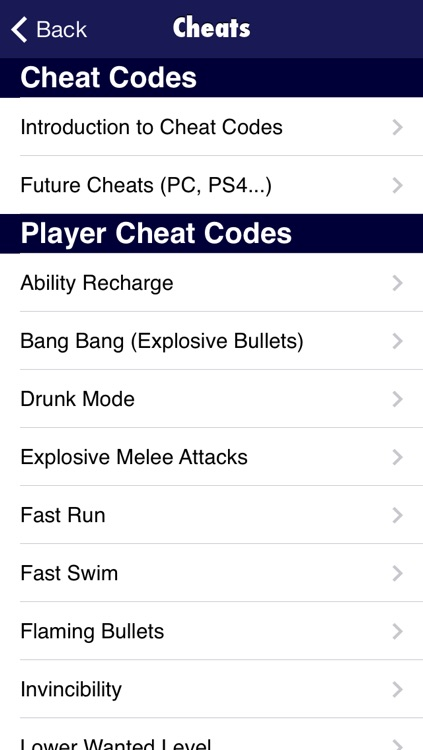 Pro Cheats - Unofficial Cheat Guide UTLD for Grand Theft Auto 5 with Full Walkthrough screenshot-3
