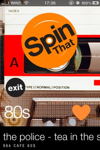 Spin 80s