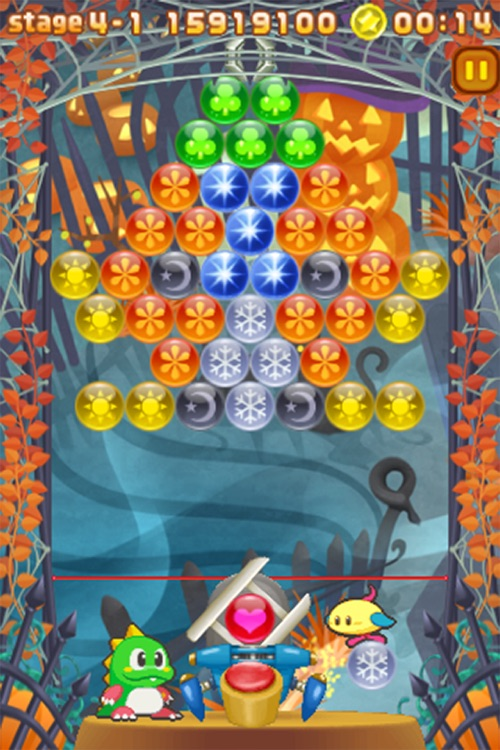 Bust-A-Move screenshot-4