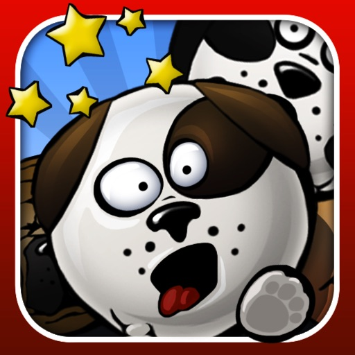 Dog Pile - Puzzle Match Game icon