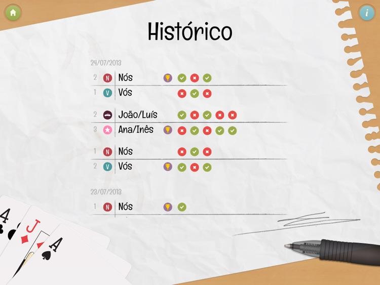 Sueca Riscos HD screenshot-4