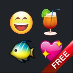 Emoji Keyboard 2 - Smiley Animations Icons Art & New Hot/Pop Emoticons Stickers For Kik,BBM,WhatsApp,Facebook,Twitter Messenger