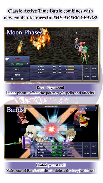 FINAL FANTASY IV: THE AFTER YEARS screenshot-4