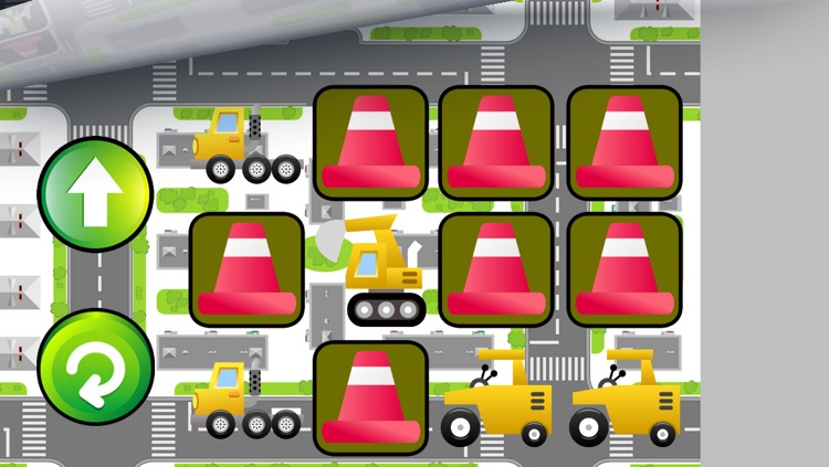 Construction Town Play Set for Kids screenshot-3
