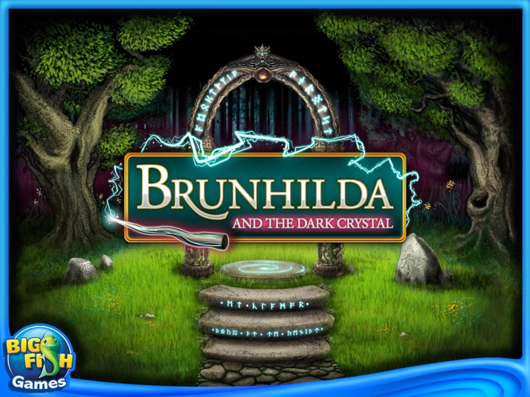 Brunhilda and the Dark Crystal HD