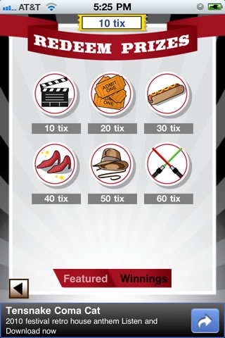 Movie Quizzle™ screenshot-3