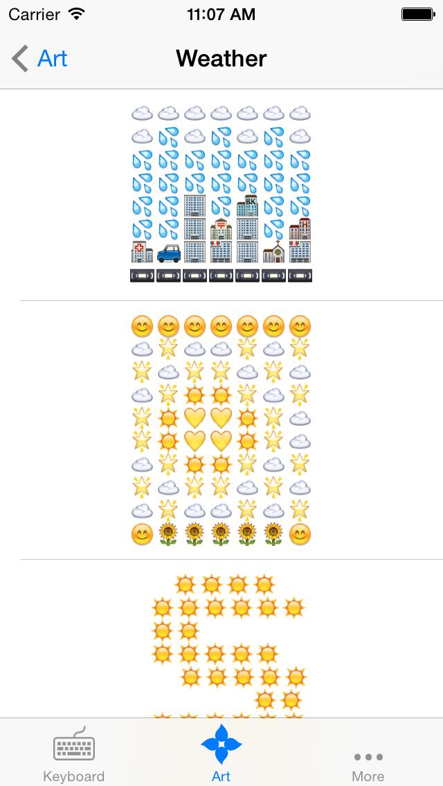 download Emoji Color - Cool Emojis, Emoticon Smileys Art Symbols Text Keyboard apps 0