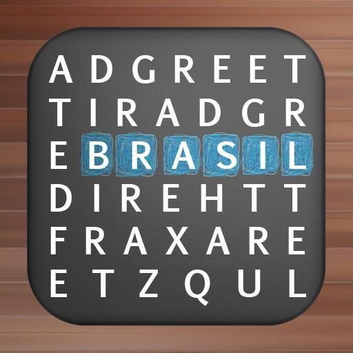 Caça-palavra do Brasil
