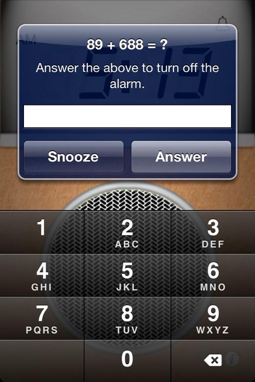 Math Alarm screenshot-3