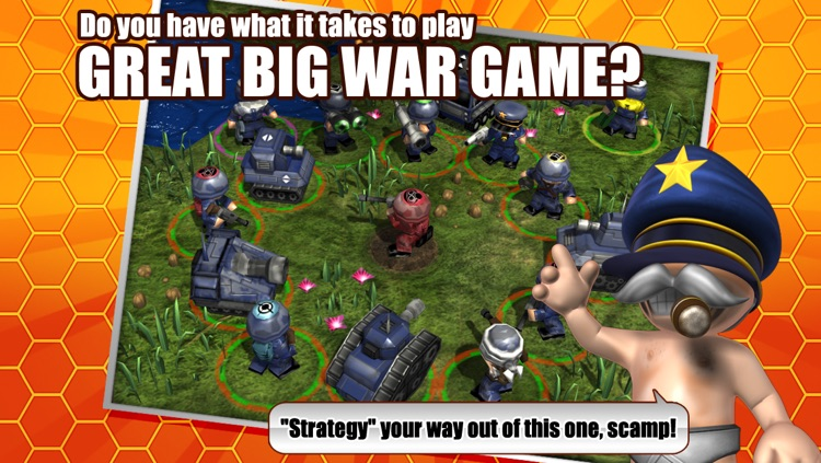 Great Big War Game Lite screenshot-3