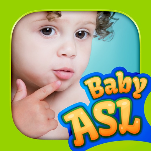 Baby Sign Language Deluxe - 800 ASL Signs! icon