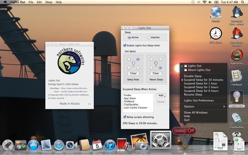 Lights Out Screenshot