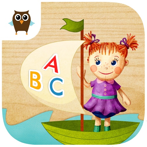 Toy School - Letters (Educational Game for Kids to Learn Alphabet and Letters)