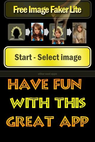 Free Image Faker Lite screenshot-3