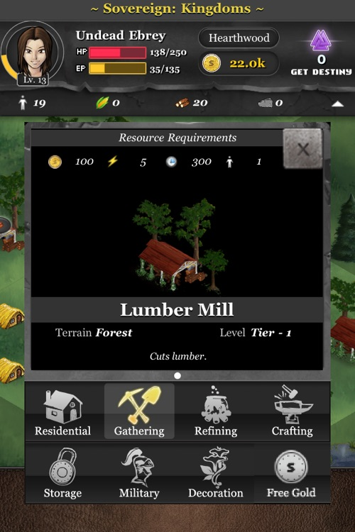 Sovereign: Kingdoms screenshot-4