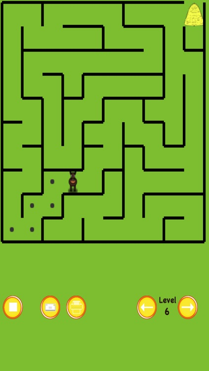 Horse Maze Race screenshot-2