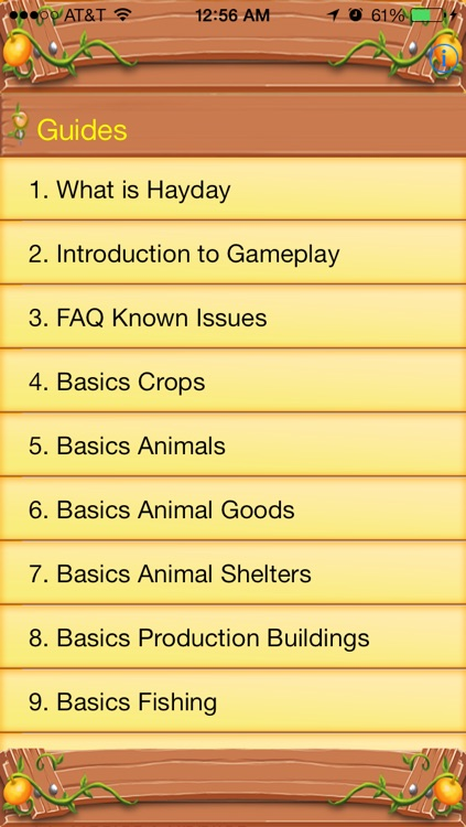 Guide for Hay Day!