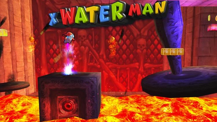 X WaterMan