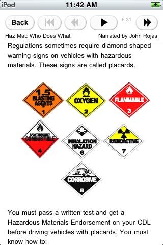 Easy CDL Hazardous Materials Endorsement Review