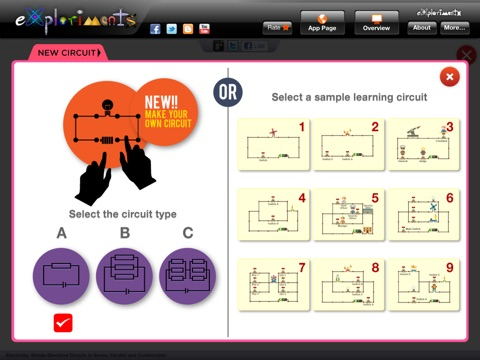 exploriments electricity simple electrical circuits in series
