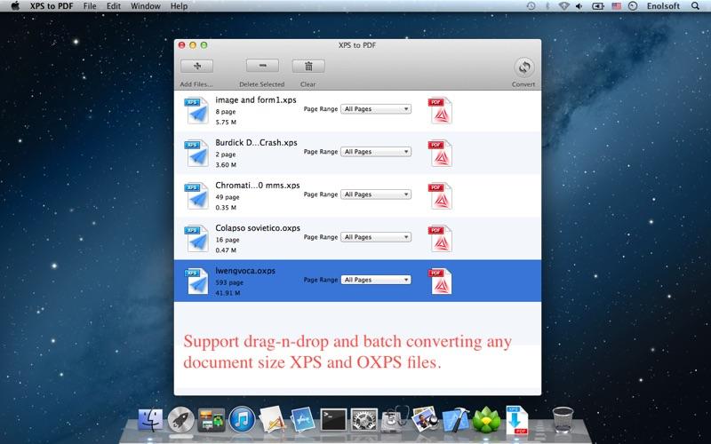 XPS to PDF Screenshot - 1