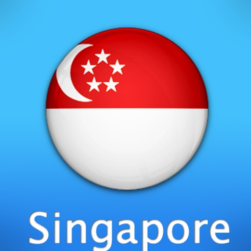 Singapore Travel Map
