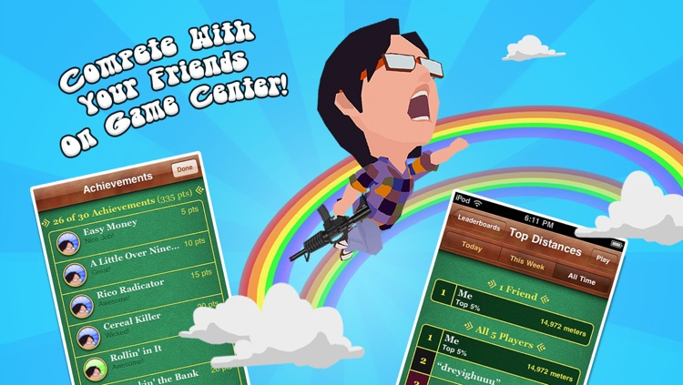 Flower Warfare: The Game Free screenshot-3