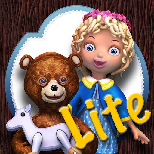Три Медведя – Игра на развитие памяти – игра пазлы – Книга (Lite)