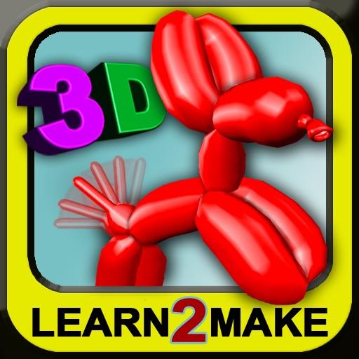 Balloon Animals. iOS App
