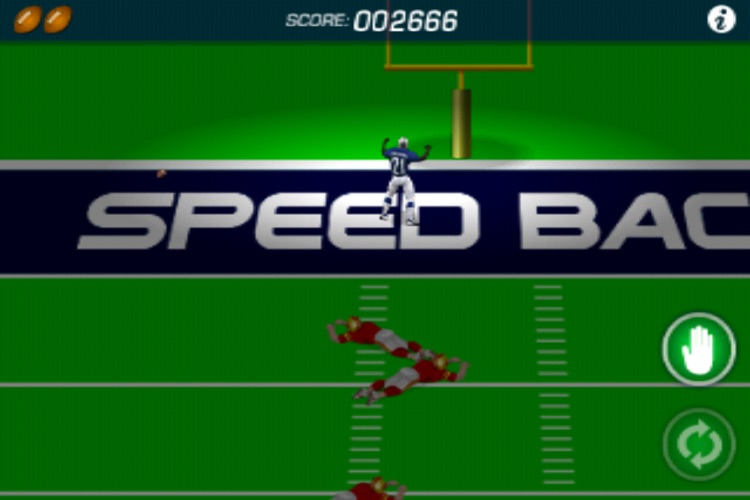 Speedback™ Football Free screenshot-2