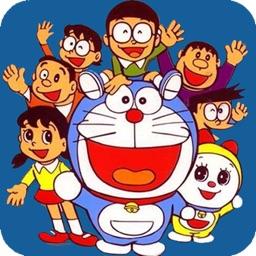 哆啦A梦大长篇漫画-原版高清完整珍藏版-机器猫儿童漫画