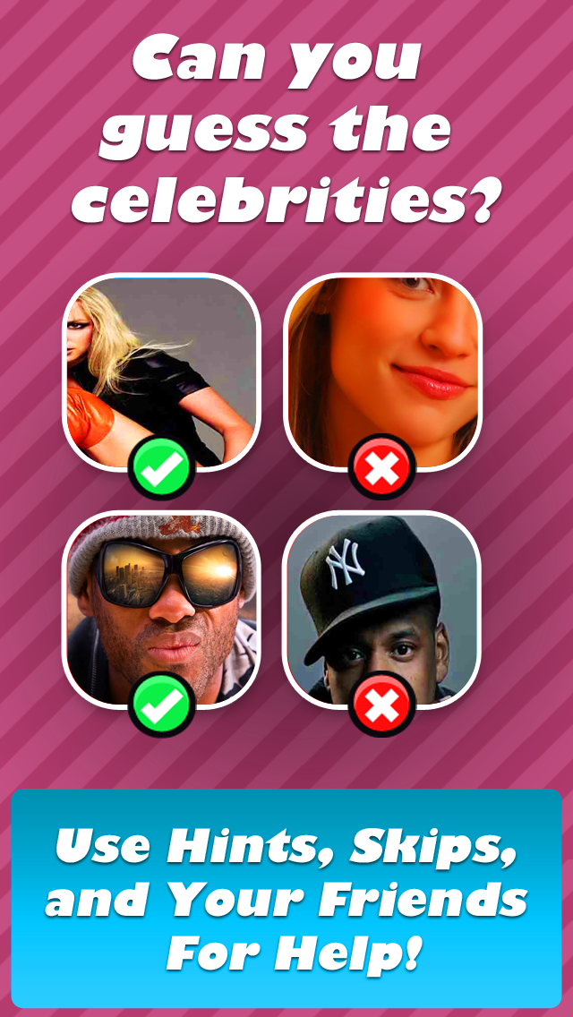 QuizCraze Celebrity Mania - Guess who's the pop celeb star