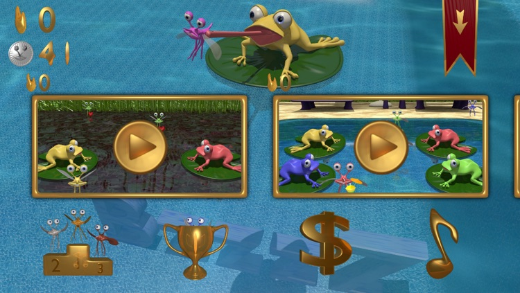 BzzzZ - Feed Frogs with Mosquitoes screenshot-3