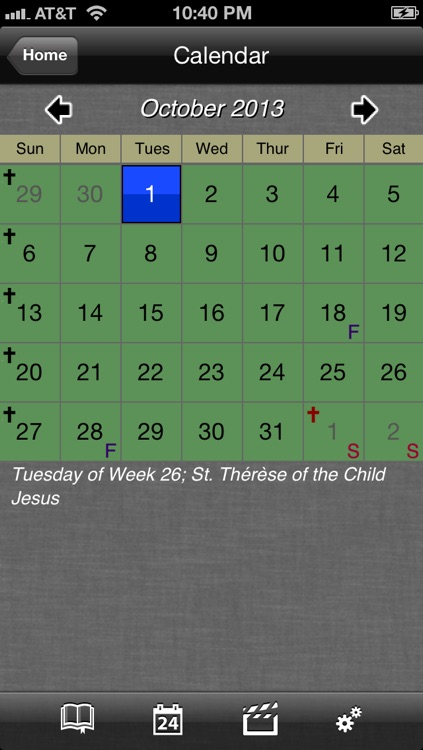 iMissal Catholic (Mass Reading, Calendar, Lectionary)