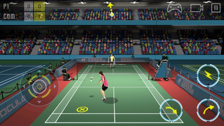 Super Badminton screenshot-3