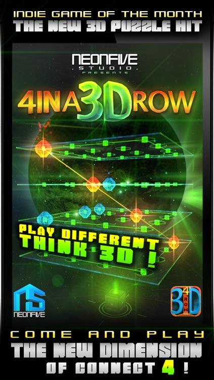 4 IN A 3D ROW LITE