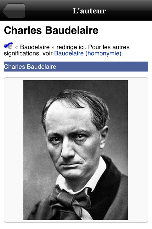 Baudelaire  Oeuvres complètes