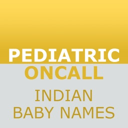 Indian Baby Names - Pediatric Oncall